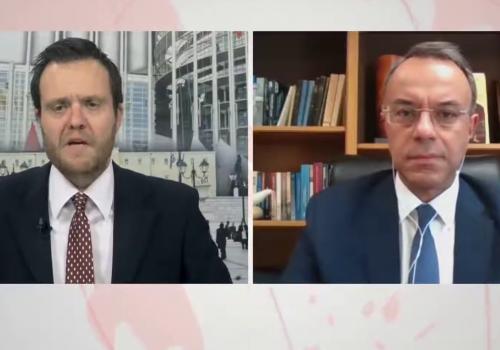 Ο Υπουργός Οικονομικών στο Ένα Κεντρικής Ελλάδας με τον Γιάννη Βούτσινο (video)   16.4.2020
