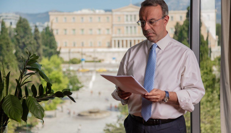 Συνέντευξη Υπουργού Οικονομικών στο CNN Greece | 10.5.2020