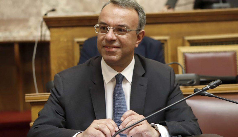Ο Υπουργός Οικονομικών για τον επαναδιορισμό του Διοικητή της Τράπεζας της Ελλάδας (video) | 25.5.2020