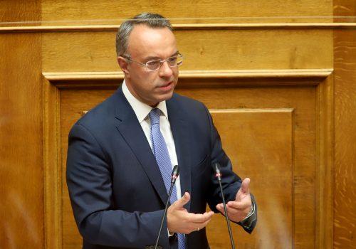 Ομιλία Υπουργού Οικονομικών στην Ολομέλεια της Βουλής | 10.2.2021