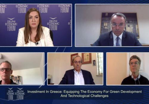 Ο Υπουργός Οικονομικών στο Οικονομικό Φόρουμ των Δελφών (video) | 12.6.2020
