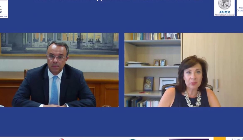 Ομιλία του Υπουργού Οικονομικών – 9th Greek Investment Forum (video)   15.6.2020