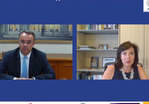 Ομιλία του Υπουργού Οικονομικών – 9th Greek Investment Forum (video) | 15.6.2020