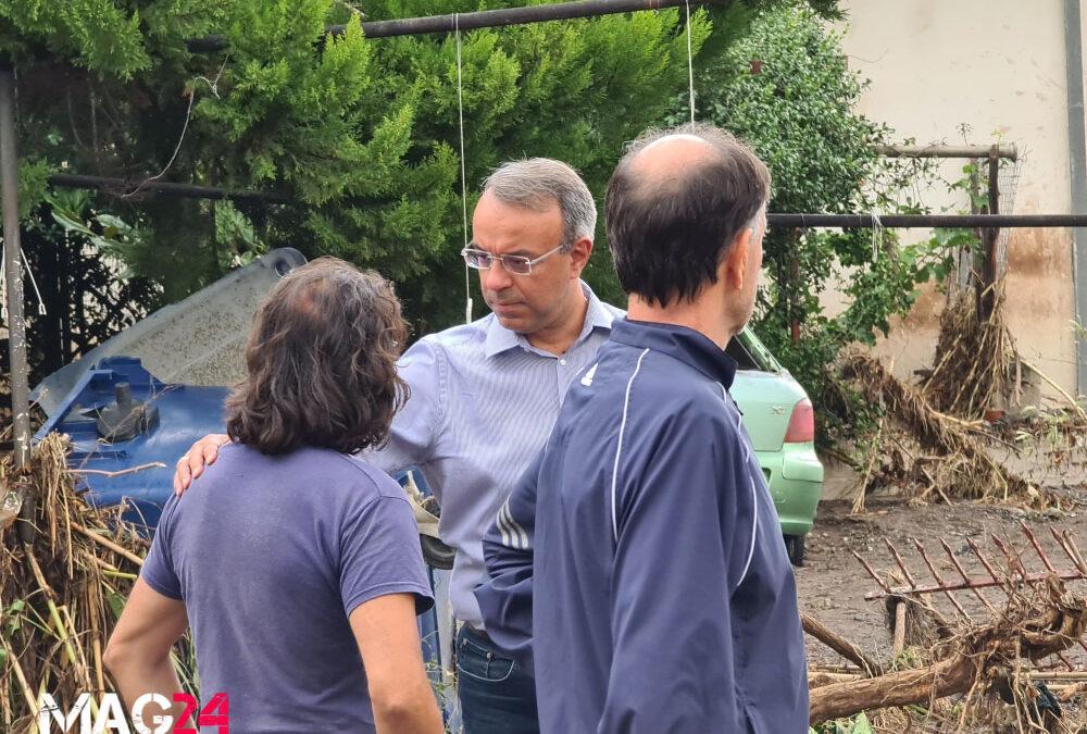 Μέτρα ανακούφισης των πληγέντων από τον Μεσογειακό Κυκλώνα «Ιανός» | 19.9.2020