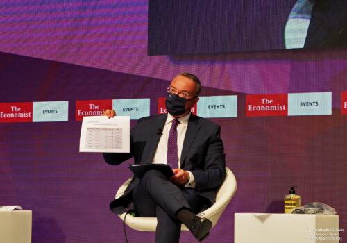 Ομιλία του ΥπΟικ στην «24η Συζήτηση Στρογγυλής Τραπέζης με την Ελληνική Κυβέρνηση» του «Economist» | 15.9.2020