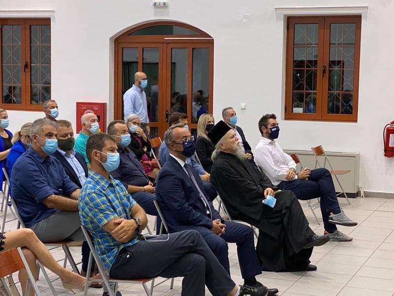 Στη Στυλίδα ο Υπουργός Οικονομικών (φωτογραφίες) | 18.9.2020