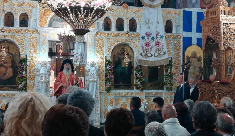 Στο Ζέλι ο Χρήστος Σταϊκούρας για την εορτή του Οσίου Σεραφείμ (φωτογραφίες) | 6.5.2018