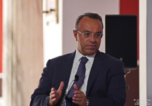 Ο Υπουργός Οικονομικών στην Ολομέλεια της ΟΚΕ | 18.1.2021