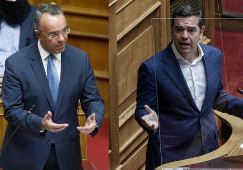 Ο Υπουργός Οικονομικών απαντά στον Αρχηγό της Αξιωματικής Αντιπολίτευσης: Αιδώς Αργείοι! (video)