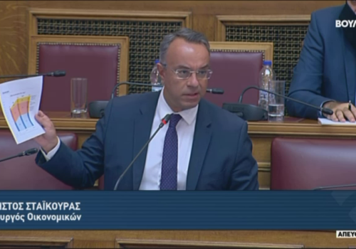 Βουλή: Ο Υπουργός Οικονομικών στην Επιτροπή Οικονομικών Υποθέσεων (video) | 19.10.2020