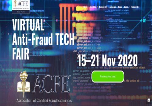 Ομιλία Υπουργού Οικονομικών στο «Virtual Anti-Fraud Tech Fair» | 15.11.2020