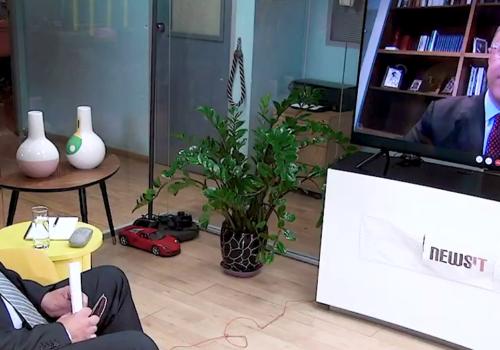Συνέντευξη Υπουργού Οικονομικών στο newsit.gr με τον Θανάση Παπαδή | 18.11.2020
