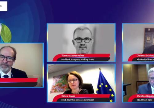 Ομιλία του Υπουργού Οικονομικών στη διαδικτυακή εκδήλωση του The Economist (video) | 9.12.2020