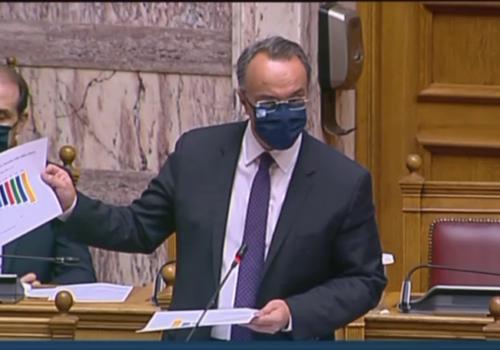 Παρέμβαση του Υπουργού Οικονομικών στην Ολομέλεια για τον Προϋπολογισμό (video) | 11.12.2020