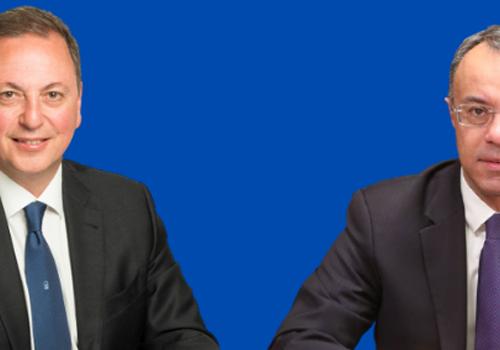 Χρ. Σταϊκούρας – Σπ. Λιβανός: Ενίσχυση του ΤΟΕΒ Ξυνιάδας | 13.1.2021