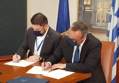 Η ΕΤΕπ υποστηρίζει την αναβάθμιση της Πολιτικής Προστασίας έναντι της πανδημίας στην Ελλάδα | 28.1.2021