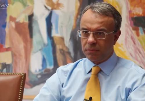Συνέντευξη Υπουργού Οικονομικών στο mononews.gr | 10.2.2021