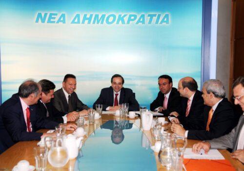 Νέοι τομεάρχες στη ΝΔ – Αναπλ. Οικονομικών ο Χρήστος Σταϊκούρας | 13.12.2009