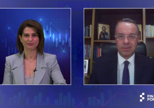 Ο Υπουργός Οικονομικών στο FIN FORUM 2021 (video) | 4.3.2021