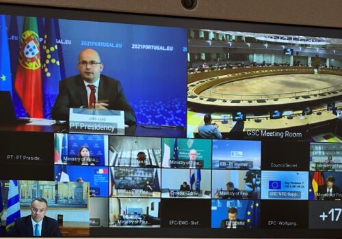 Τοποθέτηση του Υπουργού Οικονομικών στις σημερινές συνεδριάσεις του Eurogroup και του Ecofin | 16.4.2021