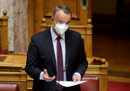 Ολομέλεια: Ο Υπουργός Οικονομικών απαντά σε Επίκαιρη Ερώτηση του ΣΥΡΙΖΑ (video) | 9.4.2021