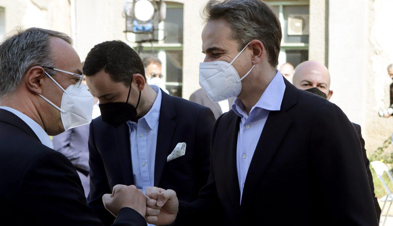 ΠΥΡΚΑΛ: Πνεύμονας πρασίνου 80 στρ. – Εξοικονόμηση 1 δισ. από μεταφορά 9 υπουργείων | 3.4.2021