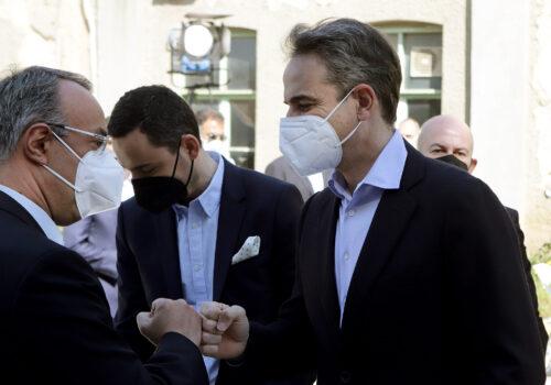 ΠΥΡΚΑΛ: Πνεύμονας πρασίνου 80 στρ. – Εξοικονόμηση 1 δισ. από μεταφορά 9 υπουργείων   3.4.2021