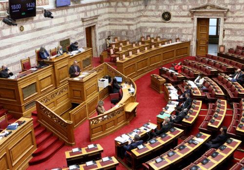 Ομιλία του Υπουργού Οικονομικών στην Ολομέλεια της Βουλής | 1.7.2021