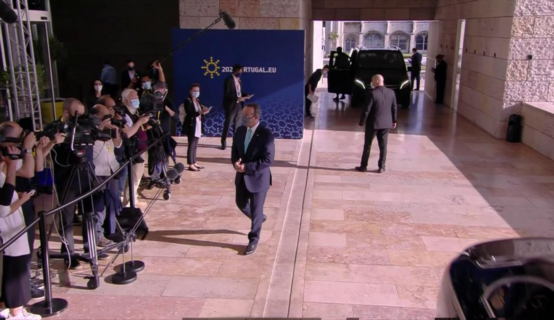 Δήλωση Υπουργού Οικονομικών κατά την προσέλευσή του στο Eurogroup | 21.5.2021