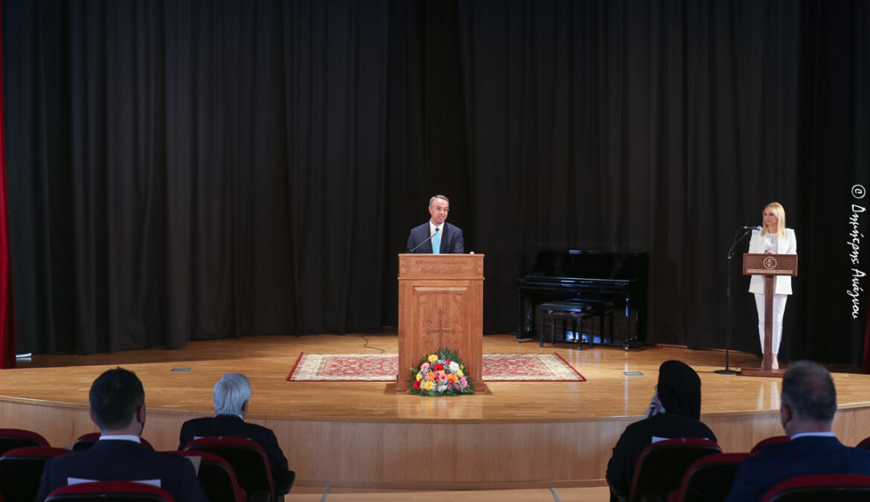 Χαιρετισμός Υπουργού Οικονομικών στο Επιστημονικό Συνέδριο της ΙΜ Φθιώτιδας | 14.5.2021
