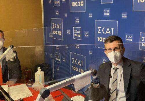 Ο Υπουργός Οικονομικών στο ραδιόφωνο του ΣΚΑΪ με τον Άρη Πορτοσάλτε | 3.6.2021