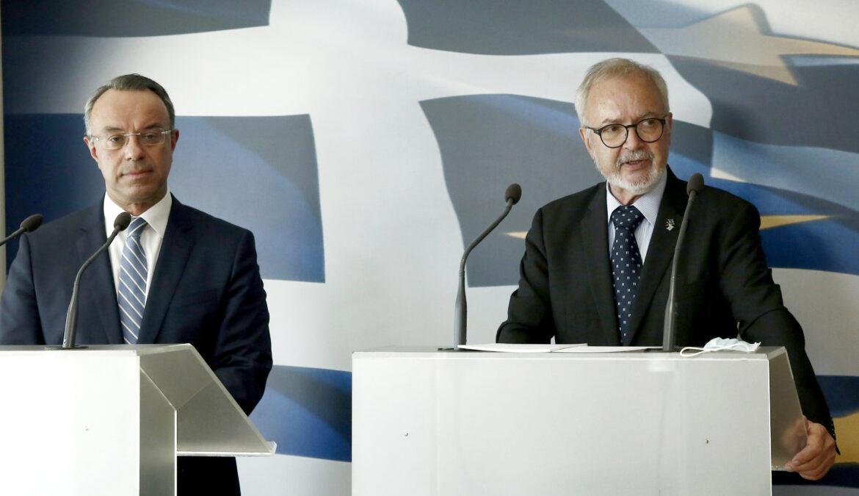 Τοποθέτηση ΥπΟικ στη Συνέντευξη Τύπου με τον Πρόεδρο και Αντιπρόεδρο της ΕΤΕπ | 24.6.2021