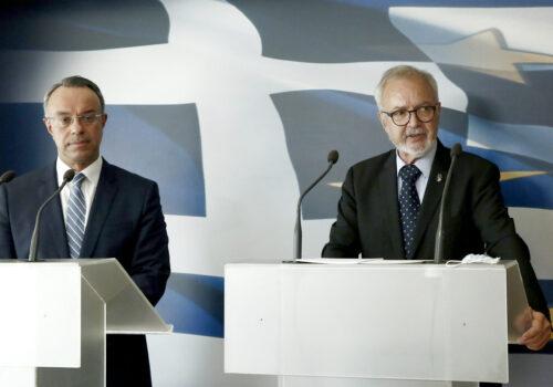 Τοποθέτηση ΥπΟικ στη Συνέντευξη Τύπου με τον Πρόεδρο και Αντιπρόεδρο της ΕΤΕπ   24.6.2021
