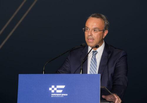 Ο Υπουργός Οικονομικών στην Παρουσίαση του Ράλλυ Ακρόπολις (video) | 24.6.2021
