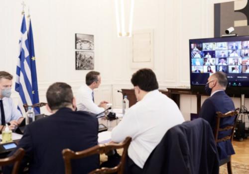 Η Παρουσίαση του Υπουργού Οικονομικών στο Υπουργικό Συμβούλιο   23.6.2021