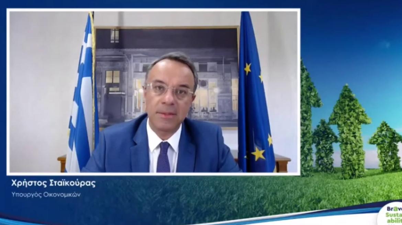Bravo Sustainability Week 2021: Ο Χαιρετισμός του Υπουργού Οικονομικών (video) | 1.6.2021