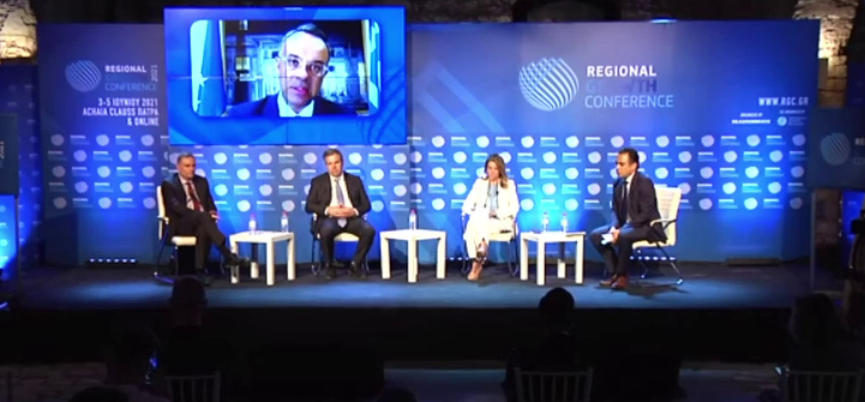 Ο Υπουργός Οικονομικών στο 9ο Regional Growth Conference (video) | 3.6.2021