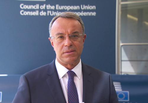 Δήλωση του Υπουργού Οικονομικών κατά την προσέλευσή του στη συνεδρίαση του ESM   17.6.2021