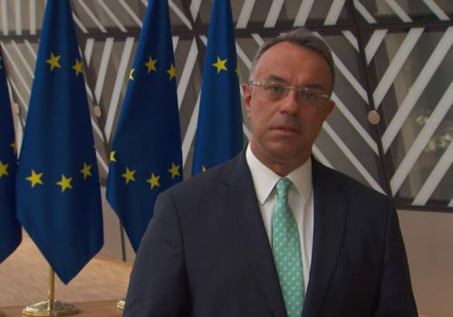Δήλωση του Υπουργού Οικονομικών κατά την προσέλευσή του στο Eurogoup (video) | 12.7.2021