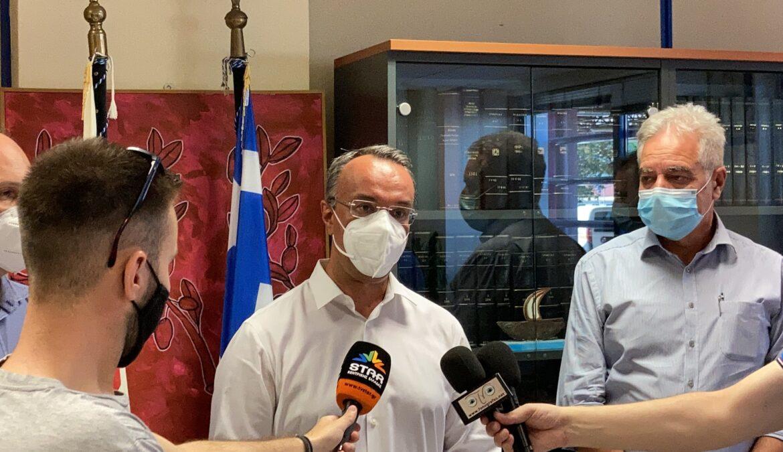 ΓΝ Λαμίας: Εξασφάλιση 6,5 εκ. ευρώ για Δημιουργία Ογκολογικής Κλινικής με Ακτινοθεραπεία | 9.7.2021