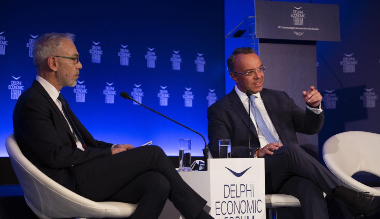 Ο Υπουργός Οικονομικών στο Οικονομικό Φόρουμ Δελφών | 2.7.2021