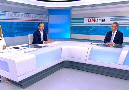 Ο Υπουργός Οικονομικών στην τηλεόραση του ΣΚΑΪ (video)   24.8.2021