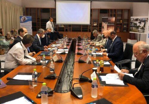 85η ΔΕΘ: Συνάντηση του Υπουργού Οικονομικών με Εκπροσώπους Φορέων της περιοχής | 16.9.2021