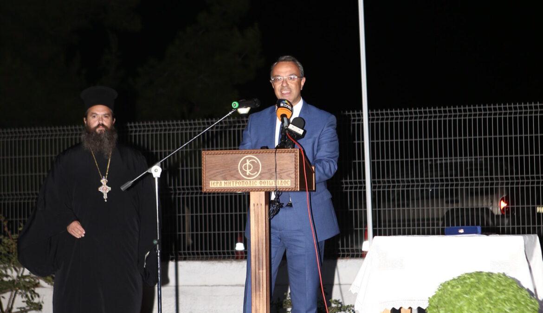 Ο Υπουργός Οικονομικών στις κατασκηνώσεις της Μητρόπολης στο Καινούριο | 4.9.2021