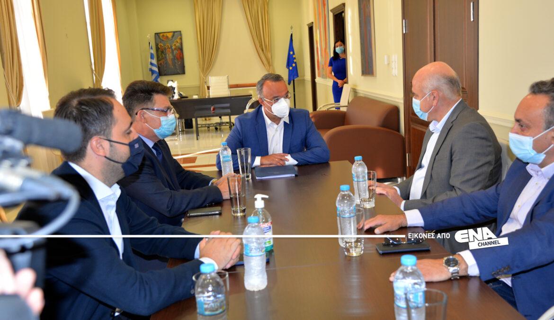 Στην Αλεξανδρούπολη ο Υπουργός Οικονομικών (video)   15.9.2021