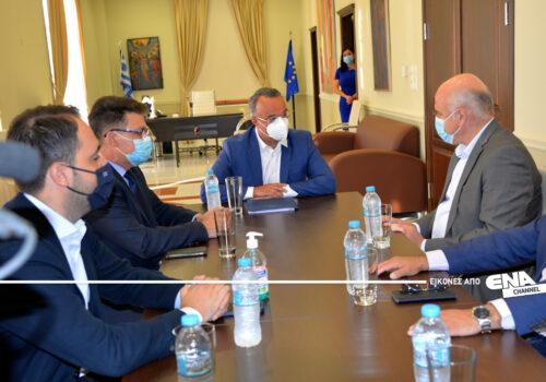 Στην Αλεξανδρούπολη ο Υπουργός Οικονομικών (video) | 15.9.2021