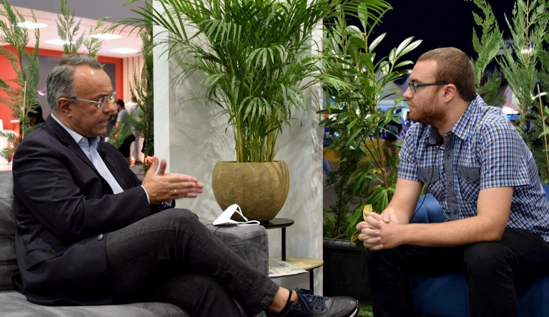 85η ΔΕΘ: Συνέντευξη Υπουργού Οικονομικών στο makthes.gr (video) | 14.9.2021