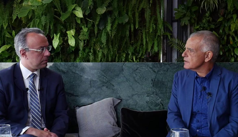 Συνέντευξη Υπουργού Οικονομικών στο euractiv.gr (video) | 23.9.2021