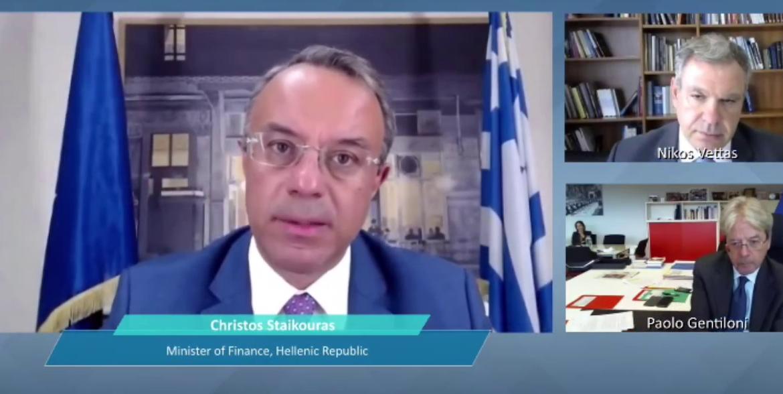 Ομιλία Υπουργού Οικονομικών στο Συνέδριο της Ευρωπαϊκής Επιτροπής και του ΙΟΒΕ (video) | 29.9.2021