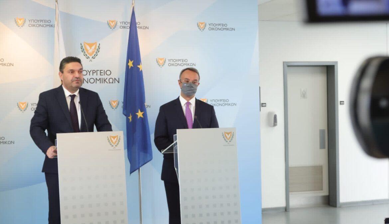 Τοποθέτηση του Υπουργού Οικονομικών μετά τη συνάντησή του με τον ΥπΟικ της Κύπρου | 22.10.2021